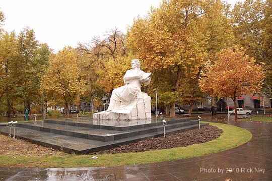 Martiros Saryan Monument