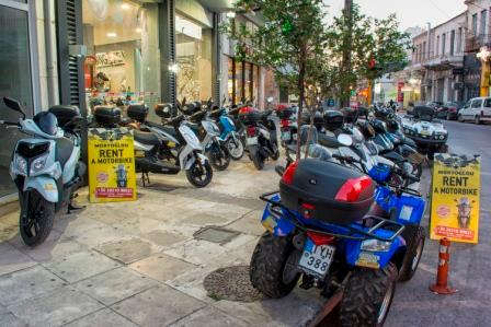 Mortoglou Chania Rent a bike