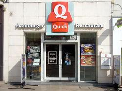 Quick Hamburger Restaurant