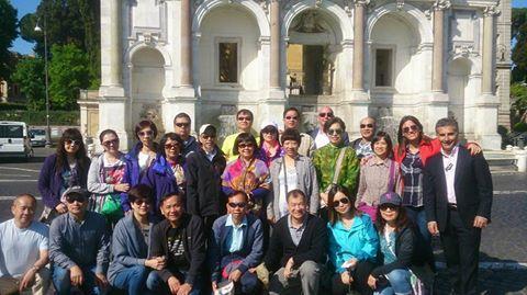 Rome Cruise Tours