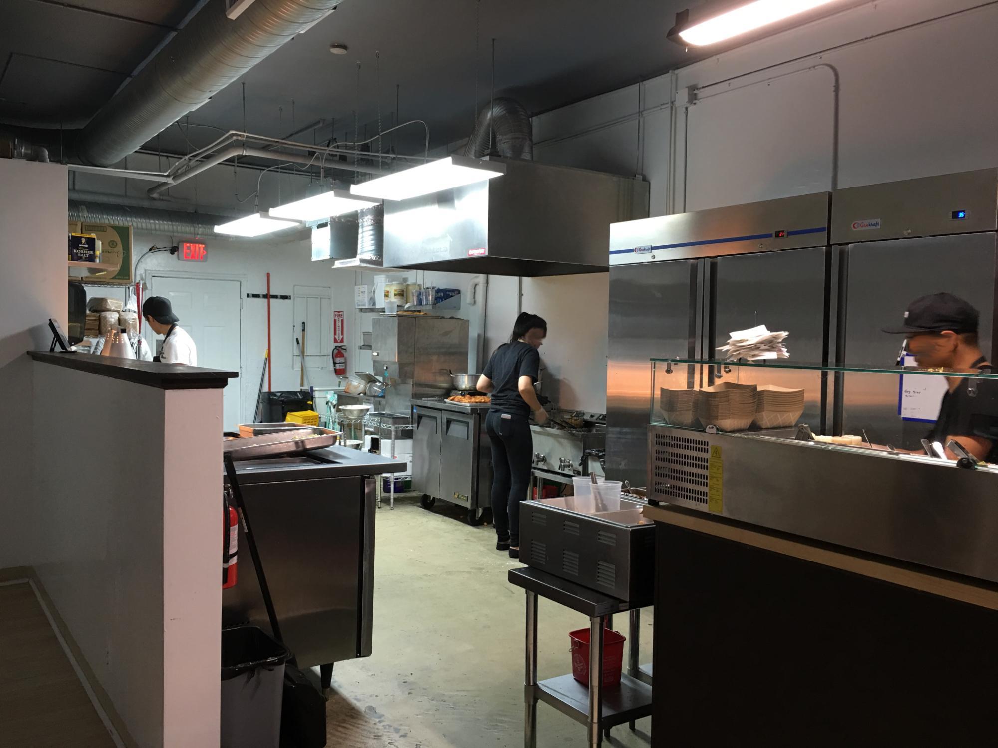King Bao Kitchen