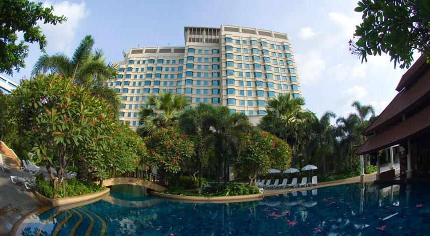 曼谷拉瑪花園酒店