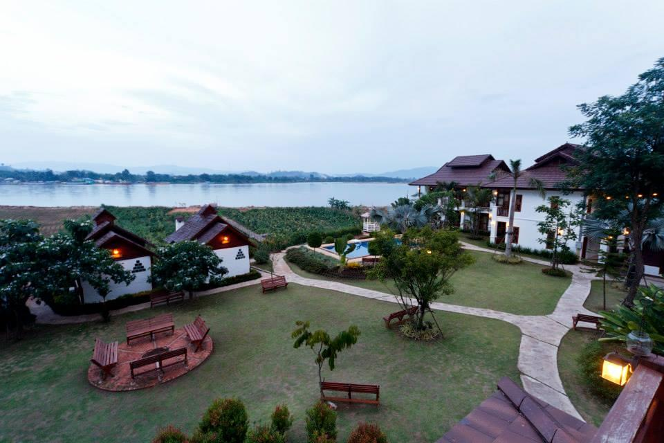 Gin's Maekhong View Resort & Spa