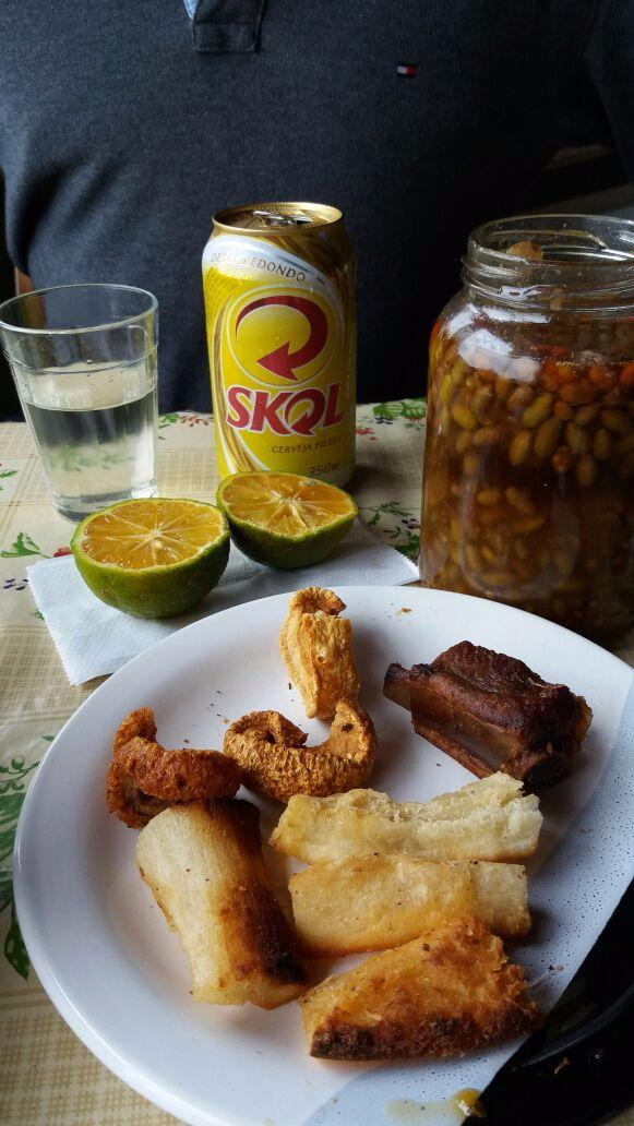 Comida Caseira Canto Verde