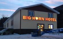 Big Horn Hotel