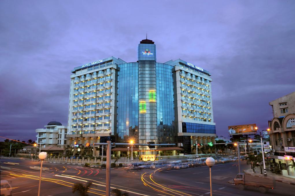 호텔 양곤