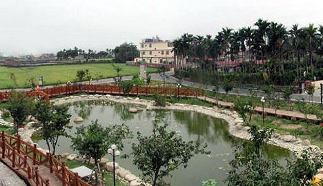 梅庄花卉生产休憩园区