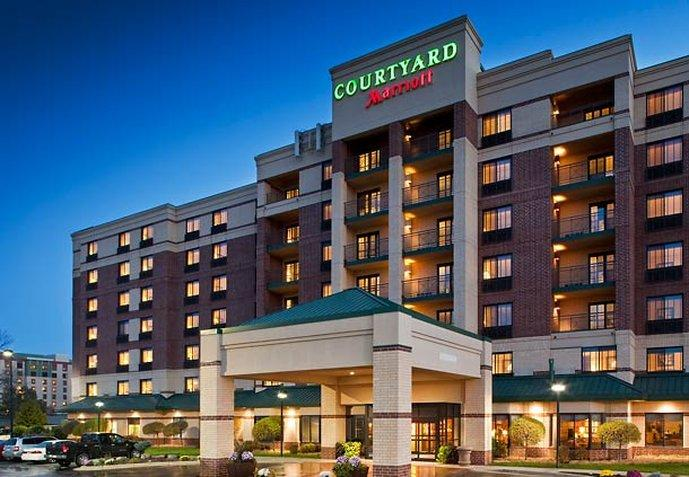 Courtyard Bloomington by Mall of America