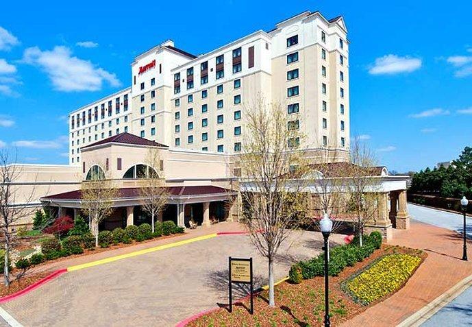 Spartanburg Marriott