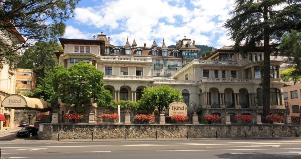 ヴィラ トスカーヌ スイス Qホテル