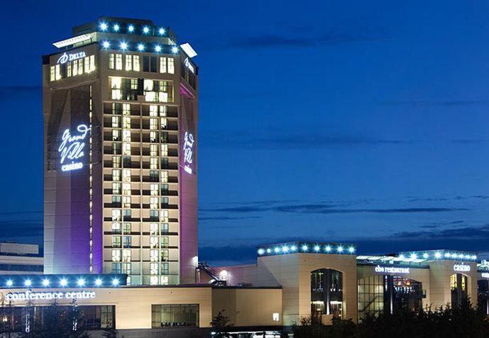 デルタ バーナビー ホテル アンド カンファレンス センター