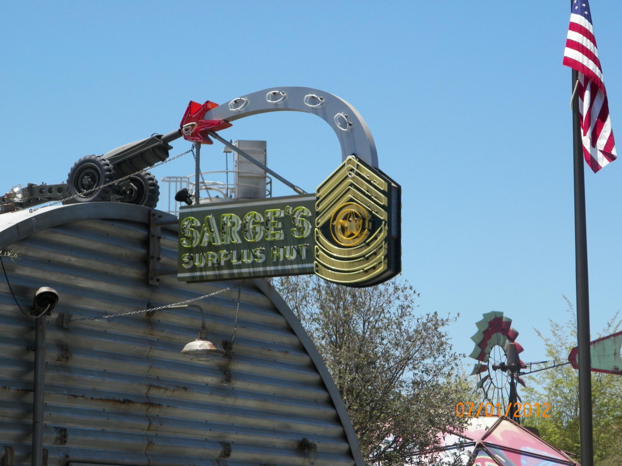 @ Disneyland