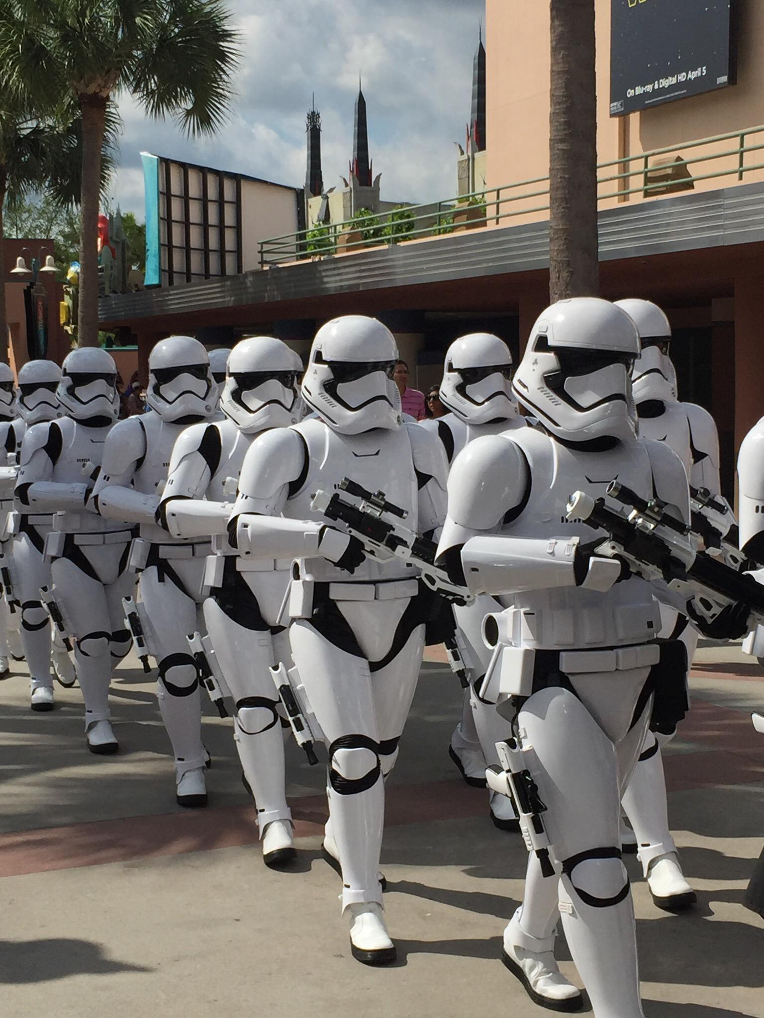 Star Wars Storm Troupers