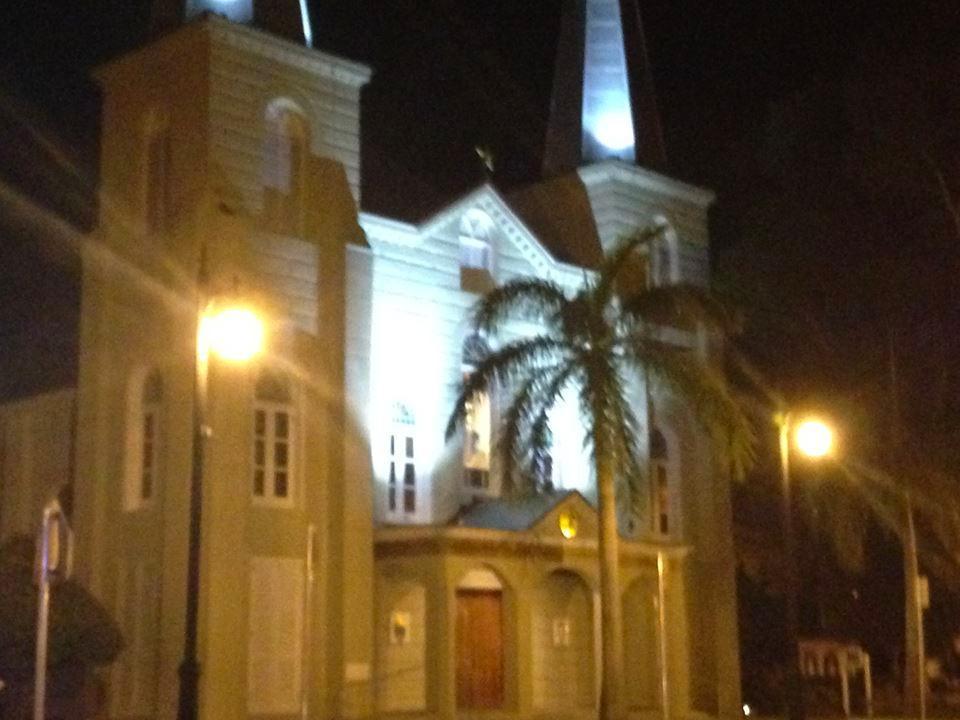 Popular church off Duvall Street