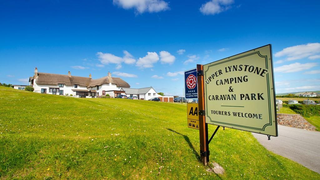 Upper Lynstone Camping and Caravan Park