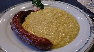 Hotel restaurant Grischuna
