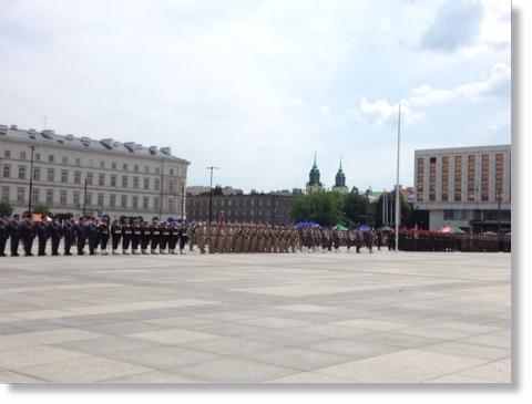 Plac Marszalka Jozefa Pilsudskiego
