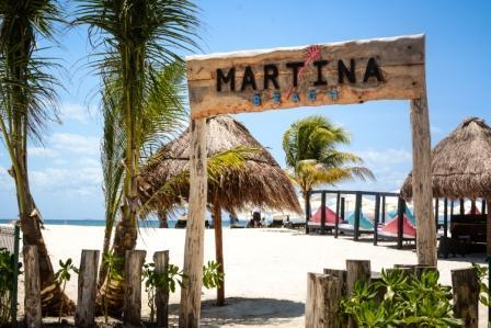 Martina Beach Club