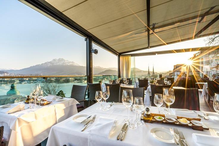 Die 10 Besten Restaurants nahe Grand Casino Luzern