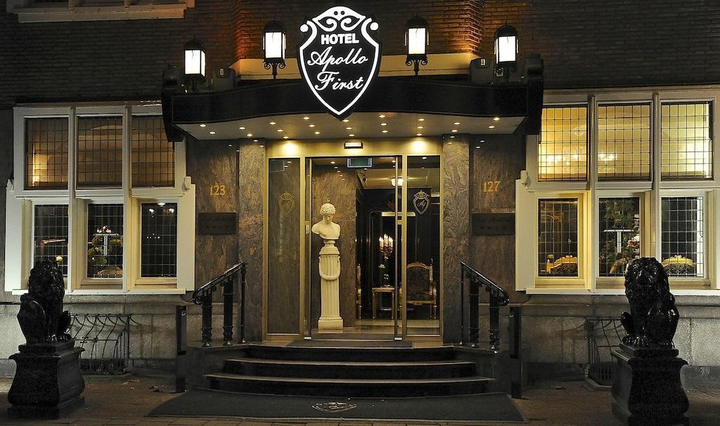 Apollofirst boutique hotel Amsterdam
