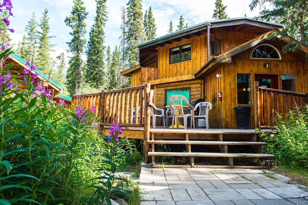 ‪Denali Mountain Morning Hostel and Cabins‬