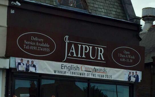 Jaipur Exclusive Indian Takeaway