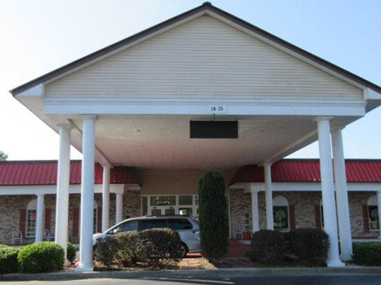 Econo Lodge Inn & Suites Orangeburg
