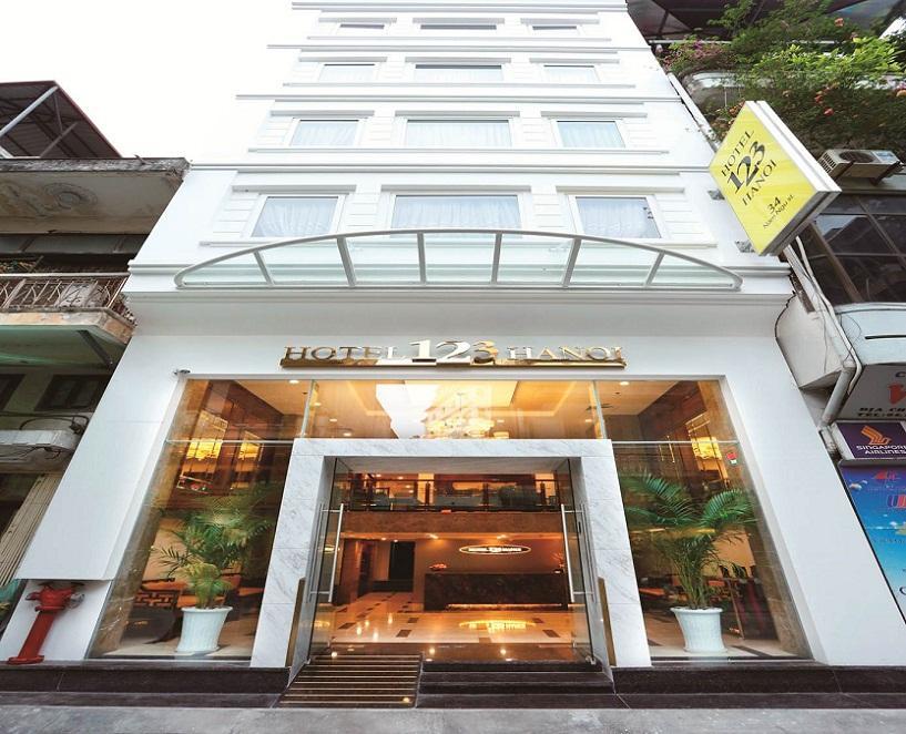 ホテル1-2-3 ハノイ
