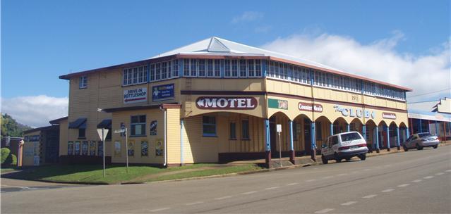 The Club Hotel & Motel