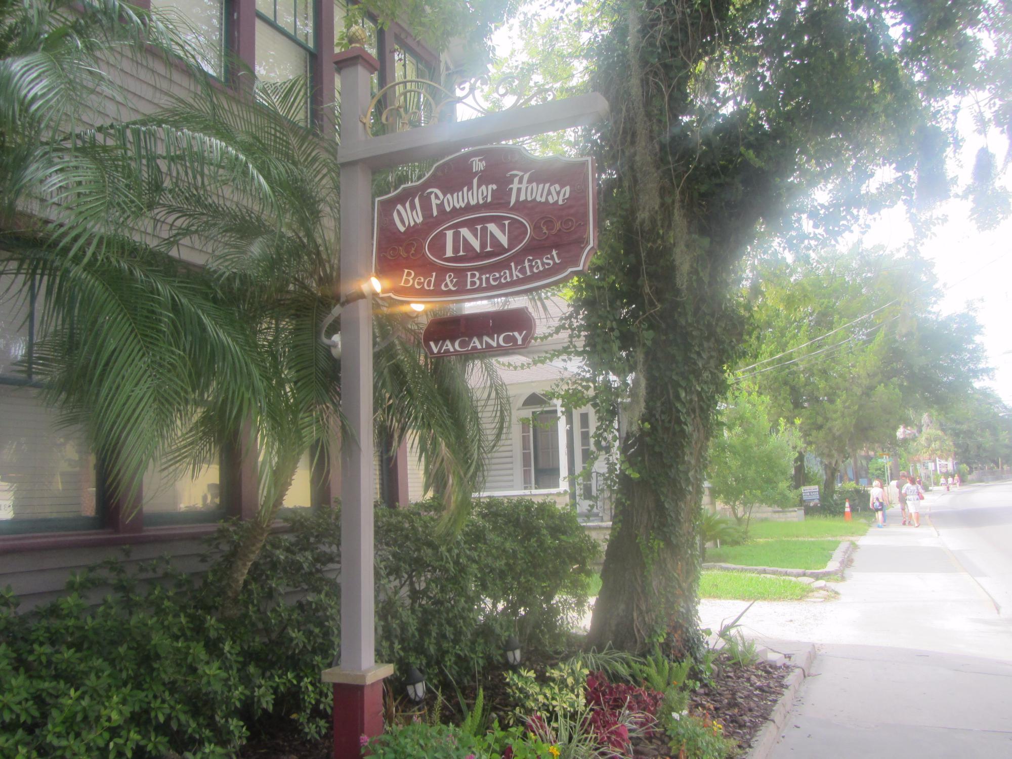 Old Powder House Inn :)
