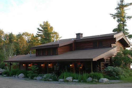 Lodge of Whispering Pines
