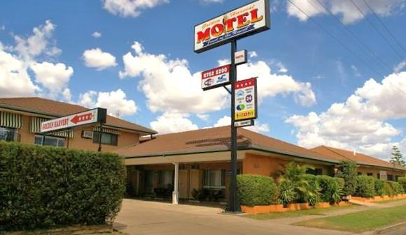 Golden Harvest Motor Inn