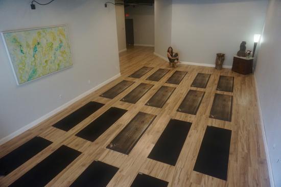 The Yoga Haus