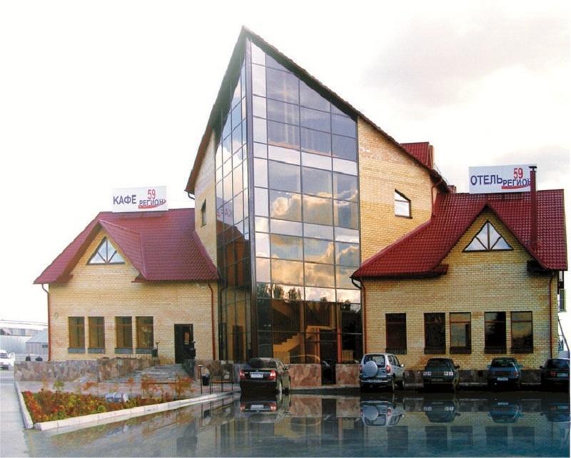 Hotel Complex Region 59