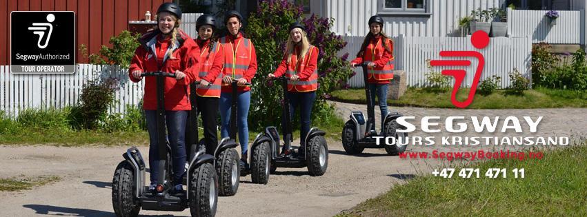 Segway Tours Kristiansand