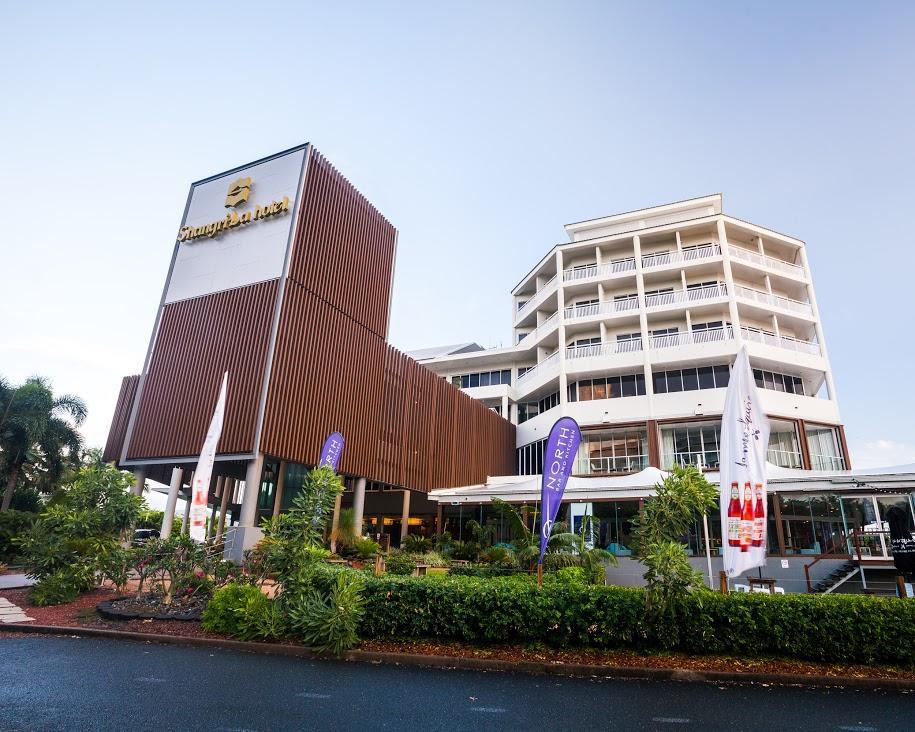 Shangri-La Hotel, The Marina, Cairns