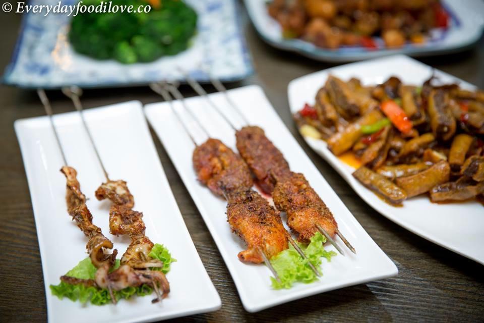 Amber chinese muslim restaurant kuala lumpur restaurant for Amber asian cuisine