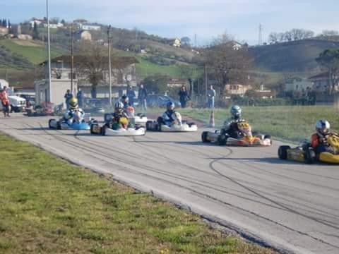 Pista Moscufo DBM Race