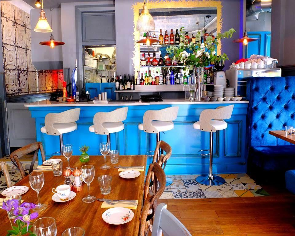 Maison bleue le bistrot edinburgh restaurant reviews for O kitchen edinburgh menu