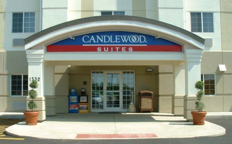 Candlewood Suites Waterloo-Cedar Falls