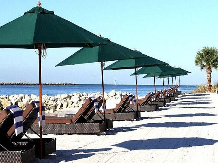 溫德姆花園酒店清水海灘