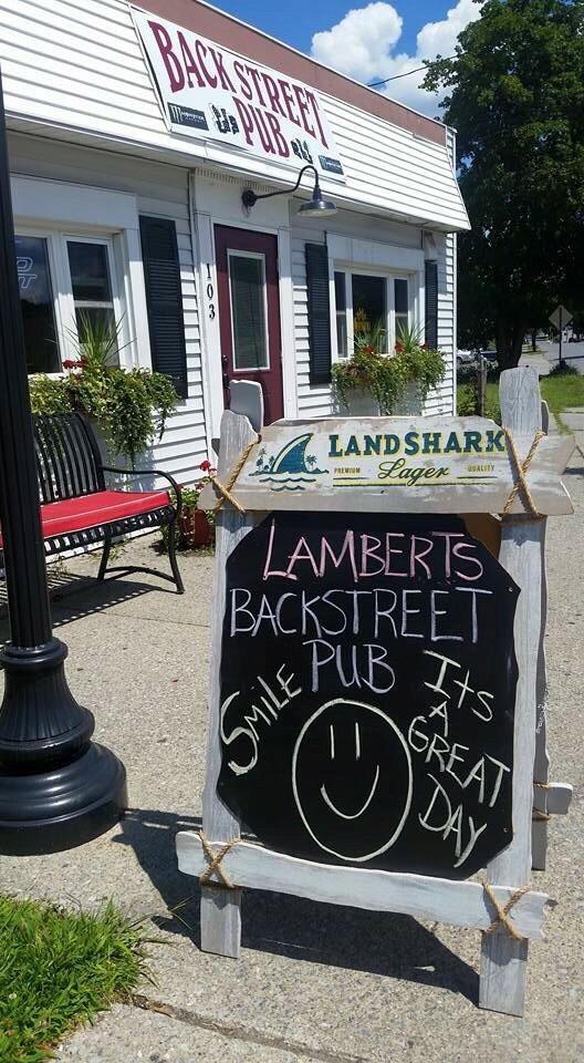 Backstreet Pub