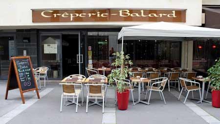 Creperie Balard