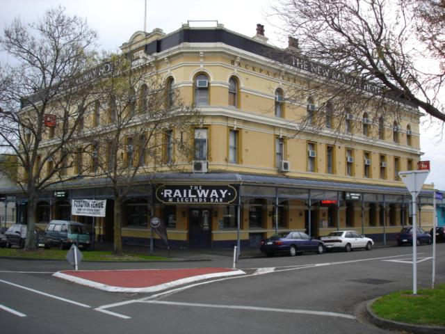 The Railway Hotel Backpackers