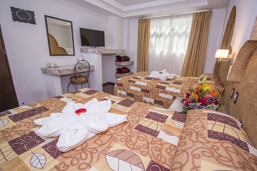Santiago Hotel Puebla