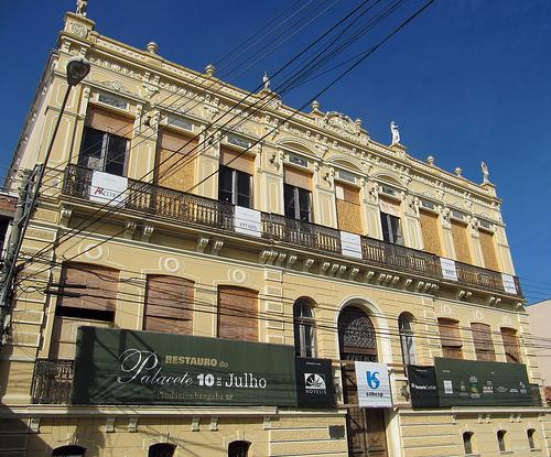 Palacio Dez de Julho