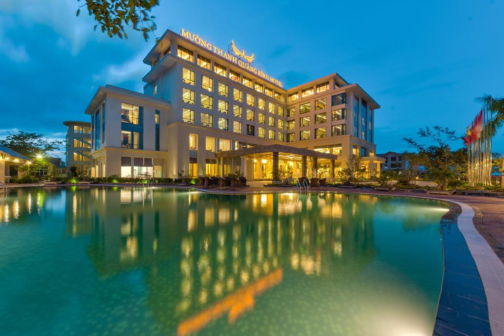 hotels quang province