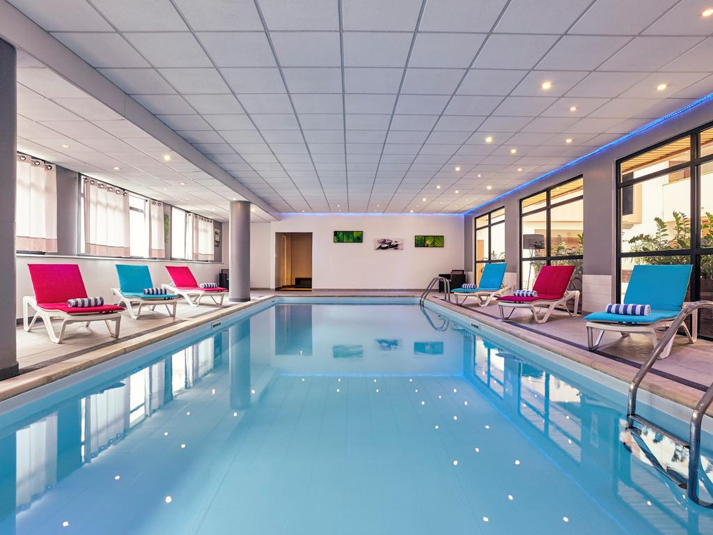Hotel mercure de blois centre updated 2017 prices for Piscine vallet