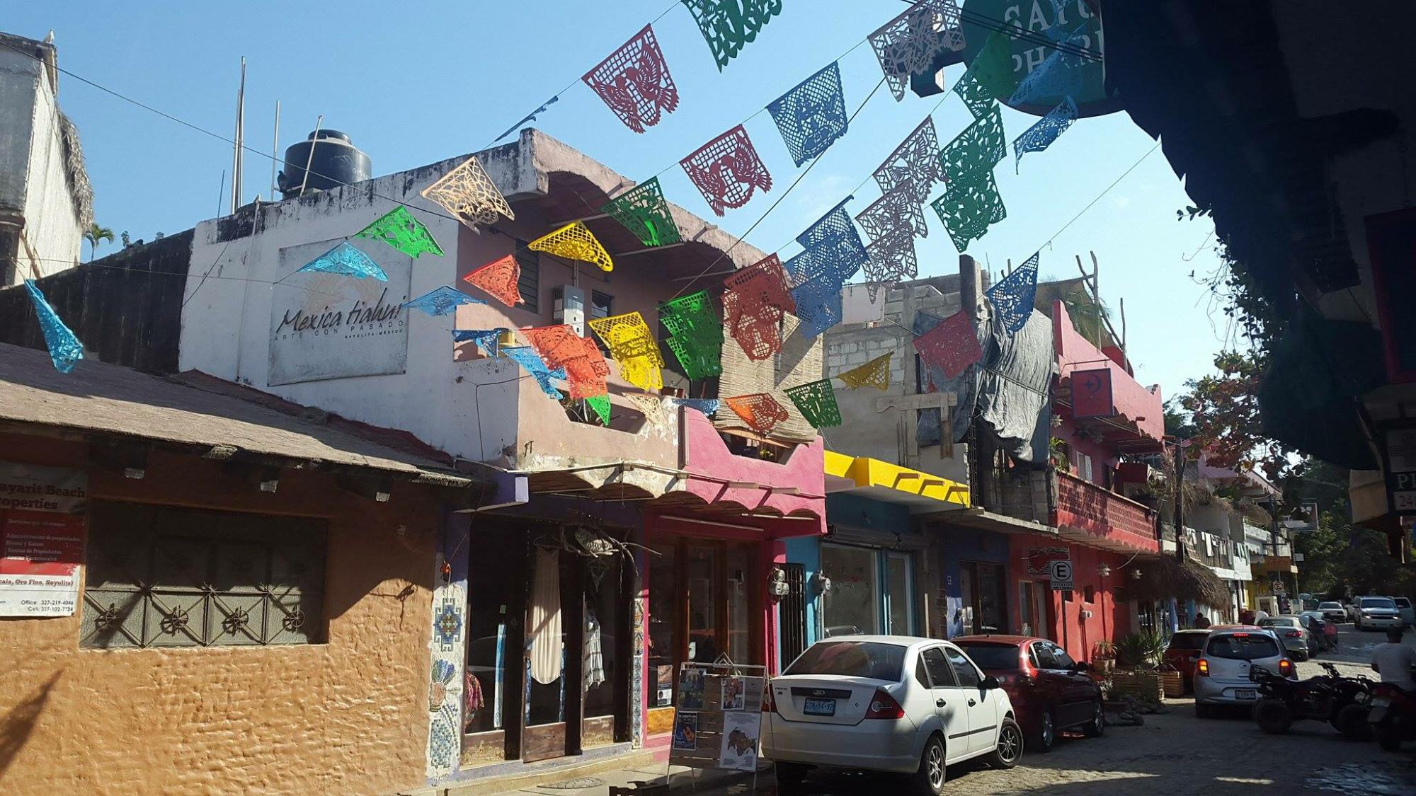 Jalisco is the prettiest little town with great surfing, one hour outside of Puerto Vallarta.
