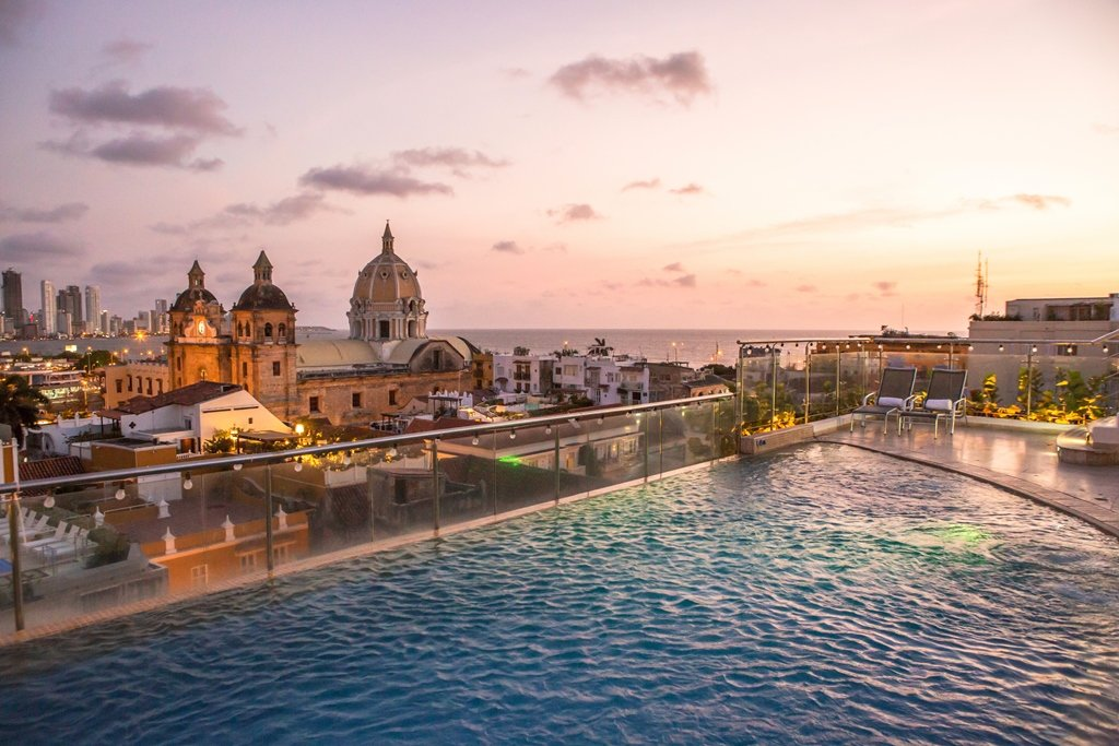 Movich Hotel Cartagena de Indias